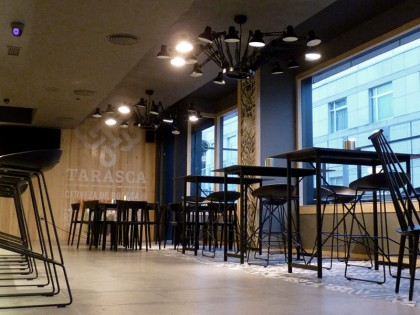 Cafetería Tarasca